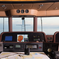 Compact in size and with mounting options for both new build and retro-fit, Vigilant is suitable for vessels of all sizes and types. (Photo: Sonardyne)