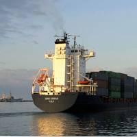 Company vessel: Image courtesy of Simatech Shipping