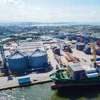 Compas Cartagena aerial photo