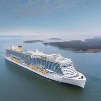 Costa Smeralda (File photo: Costa Cruises)