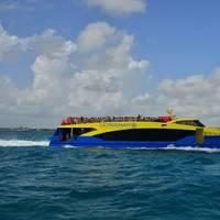 Courtesy Ben Soileau, Marine Designer, Incat Crowther