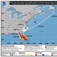 CREDIT: National Hurricane Center