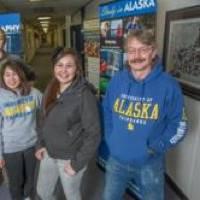 Crowley UAF Scholarship Winners: Photo credit Crowley