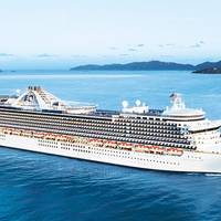 Crown Princess ( Photo: Carnival Corp)