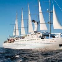 Cruise Ship 'Wind Surge': Photo credit Windstar Cruises