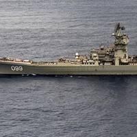 Cruiser Pyotr Veliky: Photo credit Wiki CCL