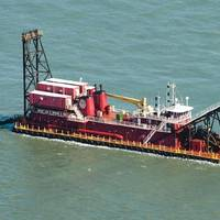 Cutter Suction Dredge 'Alaska' previously delivered by Conrad to Great Lakes Dredge & Dock (Photo: Conrad)