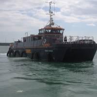 CWind Artimus, the latest 22m catamaran WFSV from CTruk (Photo: CTruk)