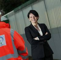 Ingrid Stewart, Corporate Development Director
