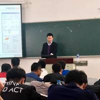 Dalian UNiversity lecture (Photo courtesy of SENER Group)