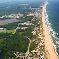 Dam Neck Annex at Naval Air Station Oceana, Virginia Beach, Va. Navy photo