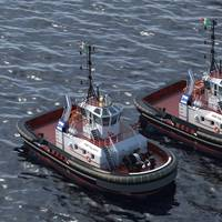 Damen ASD Tug 2411 (Photo: Damen Shipyards)