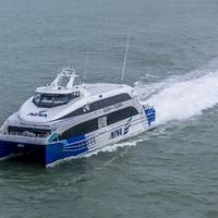 Damen Fast Ferry 4010 (Photo: Damen)