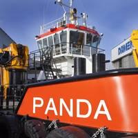 Damen MultiCat 2712 Panda (Photo: Damen Shipyards)