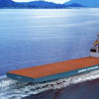 Damen Offshore Carrier (Image: HMC)