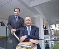Dave Workman, Chief Operating Officer and Erik-Jan Bijvank, Senior Vice President
