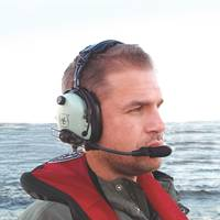 David Clark Over-the-Head style digital headsets provide outstanding comfort, clear audio and voice transmission clarity for reliable crew communications.