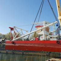 DBL Group Bangladesh enters dredging market with IHC Beavers and work boats. (Photo: DBL)