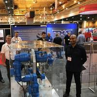 Dellner Brakes launched into the U.S. marine market at the 2016 International WorkBoat Show (Photo: Dellner Brakes)