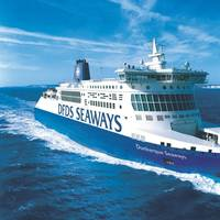 DFDS Ferry: Image courtesy of DFDS Seaways