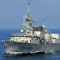 Canadian Navy Halifax-Class Frigate (Copyright: US Navy, www.navy.mil)