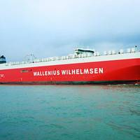 DNV GL carried out a pilot project for the VGP verification service with Wilh. Wilhelmsen on their ro-ro vessel, the MV Tarago.