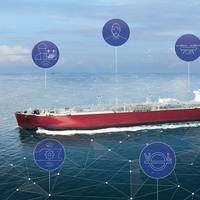 DNV GL launched a new chapter to its rules for ship classification: Digital Features. In addition, a new Smart vessel notation (Smart) was introduced. (Image: DNV GL)