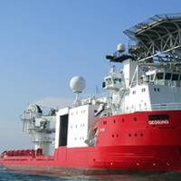 DOF Vessel 'Geosund': Photo credit DOF Subsea