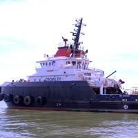 DP2 Tugboat Ocean Sky: Photo credit Bollinger Shipyards
