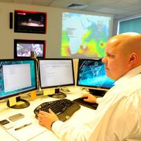 Dryad Operations Room:Photo credit Dryad Maritime