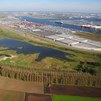 Drydyck Area: Photo credit Port of Antwerp