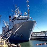 El Faro (Photo: U.S. Navy)