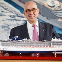 Emiliano González (Photo: MSC Cruises)