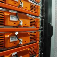 Energy storage system onboard a passenger ferry (Photo: DNV GL)