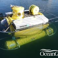Submersible 'Antipodes': Image credit OceanGate