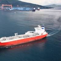 Exmar's new very large gas carriers will feature Wärtsilä technology that enables them to operate on LPG fuel. (Photo: Exmar)