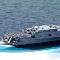 Expeditionary Fast Transport (EPF 7) Photo AUSTAL USA