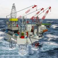 FELS Super A-class Rig: Image courtesy of Keppel