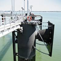 Fenders are primarily designed to withstand the onshore motion of a ship against jetties, wharfs and quaysides by minimizing impact damage and withstanding parallel ship movements.