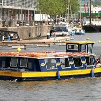 Ferry Brigantia: Photo courtesy of Bristol Ferry Co.
