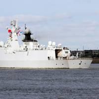 File Image: A Chinese Naval Frigate underway. CREDIT: AdobeStock / © Vanderwolf