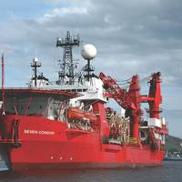 File Image: A Subsea 7 offshore support vessel. CREDIT: Subsea 7