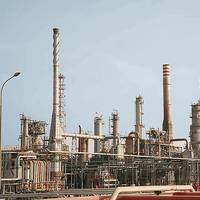 File Image: A typical Middle East Refinery (CREDIT: MELCAL)