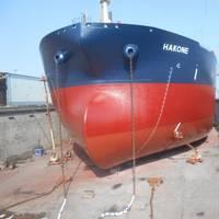 File Image: A VLCC in Drydock (EuroNav)