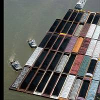 File image: Barge fleeting operations on the U.S. inland river system (WCI)