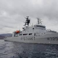 File Image: Crdit Norway Navy / Coast Guard
