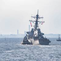 File Image of the USS Fitzgerald