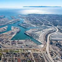 File Image: Port of Los Angeles