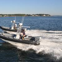 File Image: RIBCRAFT designed and built boats underway (CREDIT: RIBCRAFT)