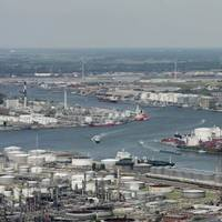 File Image: The Port of Antwerp